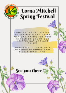 Lorna Mitchell Spring Festival