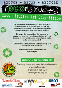 Why hold a Reconstructed Art Comp