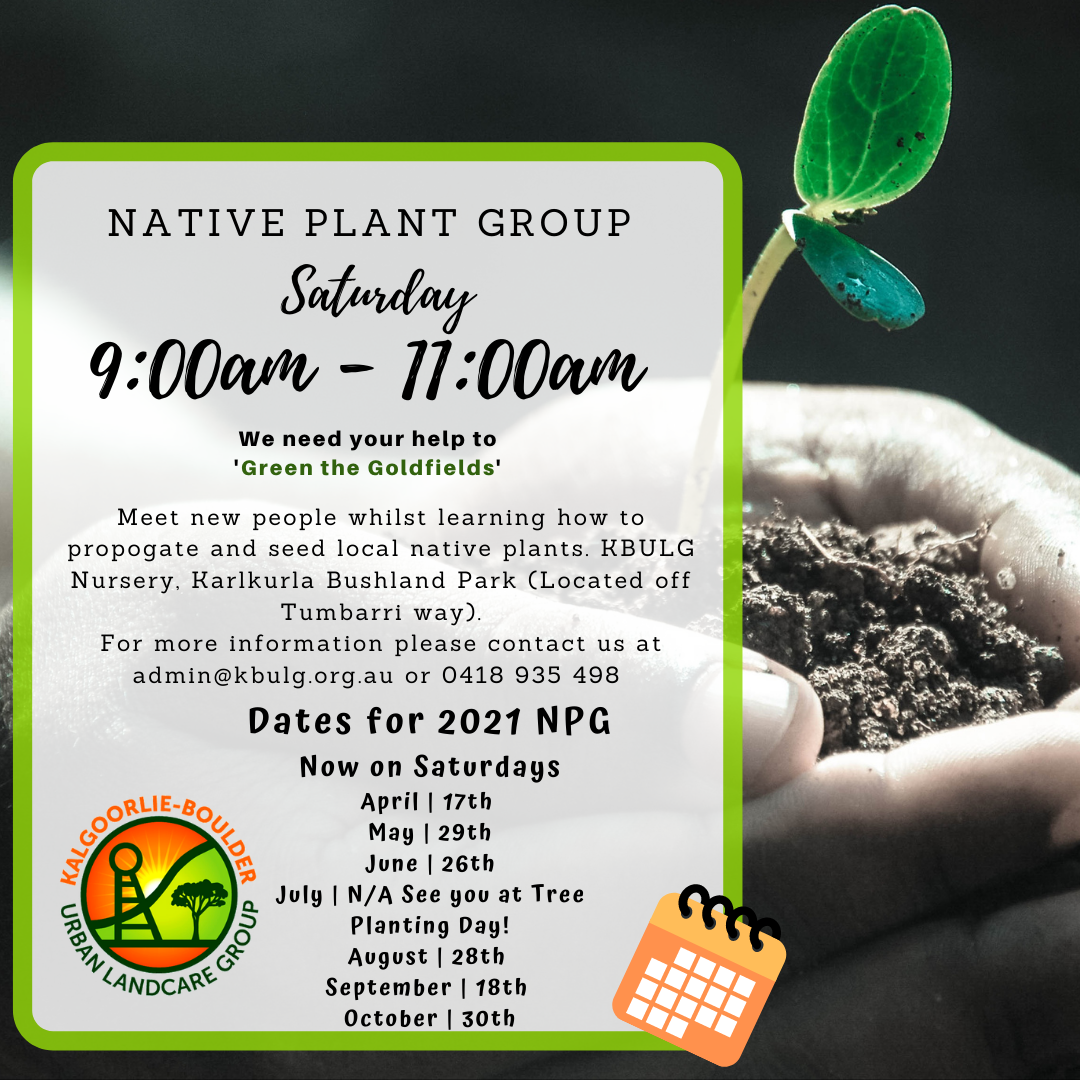 Native Plant Group
